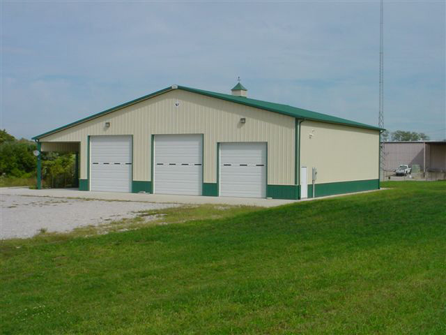 Commercial storage building in Platte City, MO
